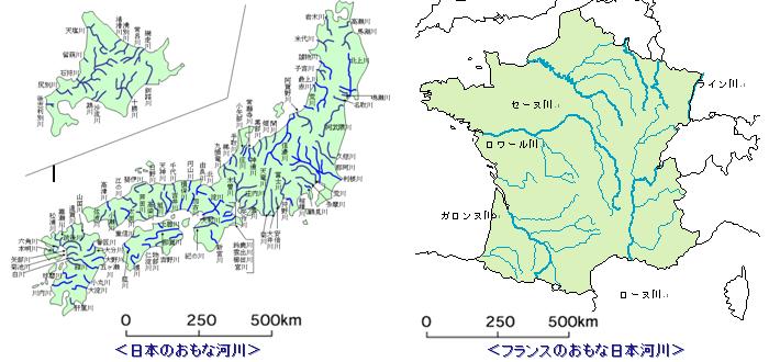 で 1 番 川 世界 長い